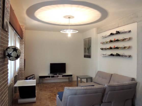 Salón con sofá Arianne